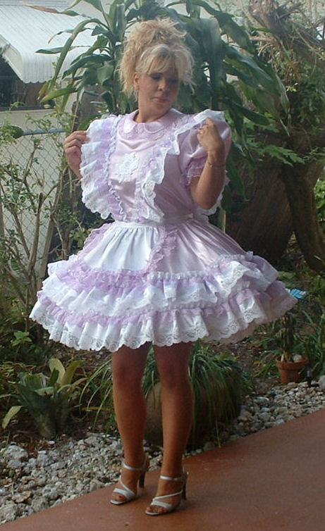 Lily Party French Maid  DRESS