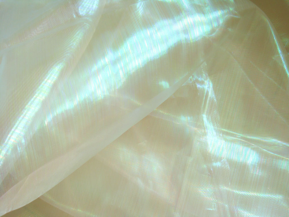 White Glass Silk