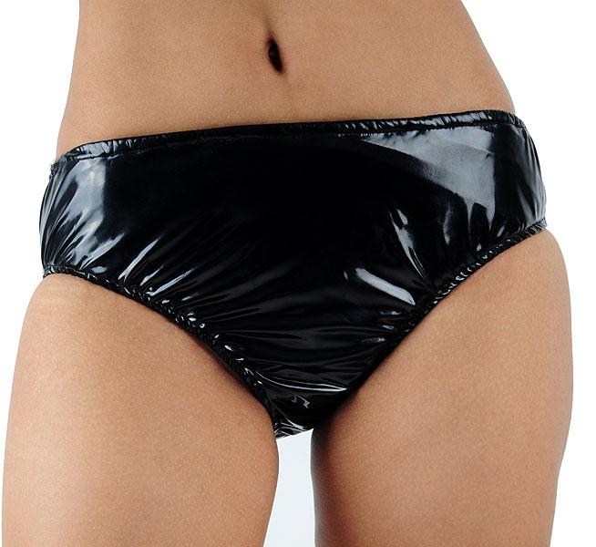 Pan-pvcpure Pure PVC Panties (Double layer PVC)