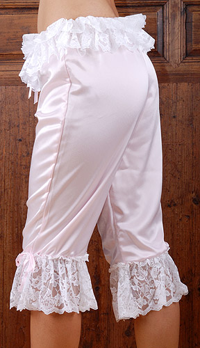 Sat901   SATIN Old Fashion Bloomers