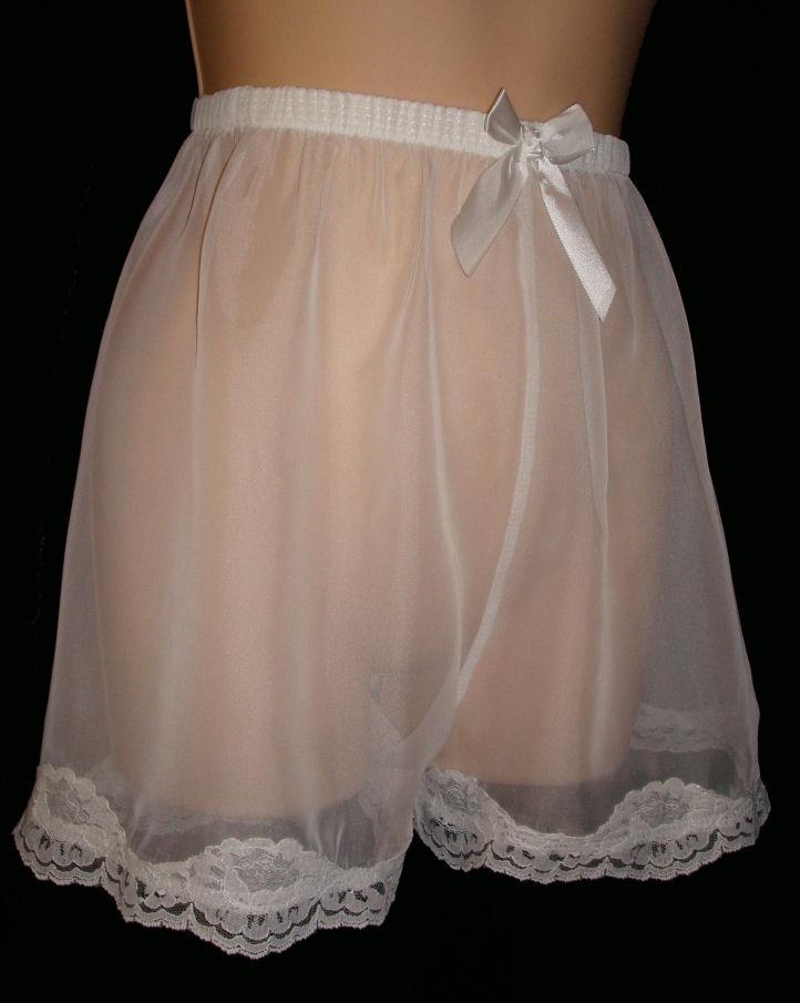PNT6   Chiffon Tap Panties ( Color Choice)