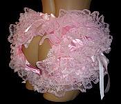 RH-OPN2 Pink Open Crotch Rumba Panty