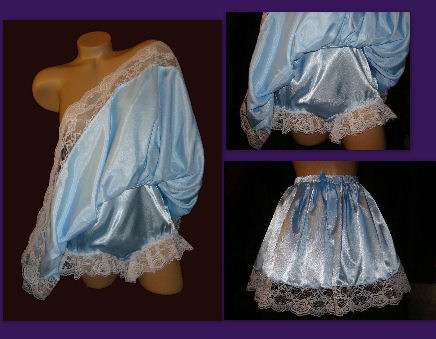 SP-1   Frilly SKIRTED Panties with color choice