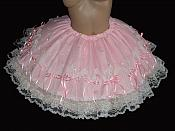 ski-03  Pink Tinkebell Skirt